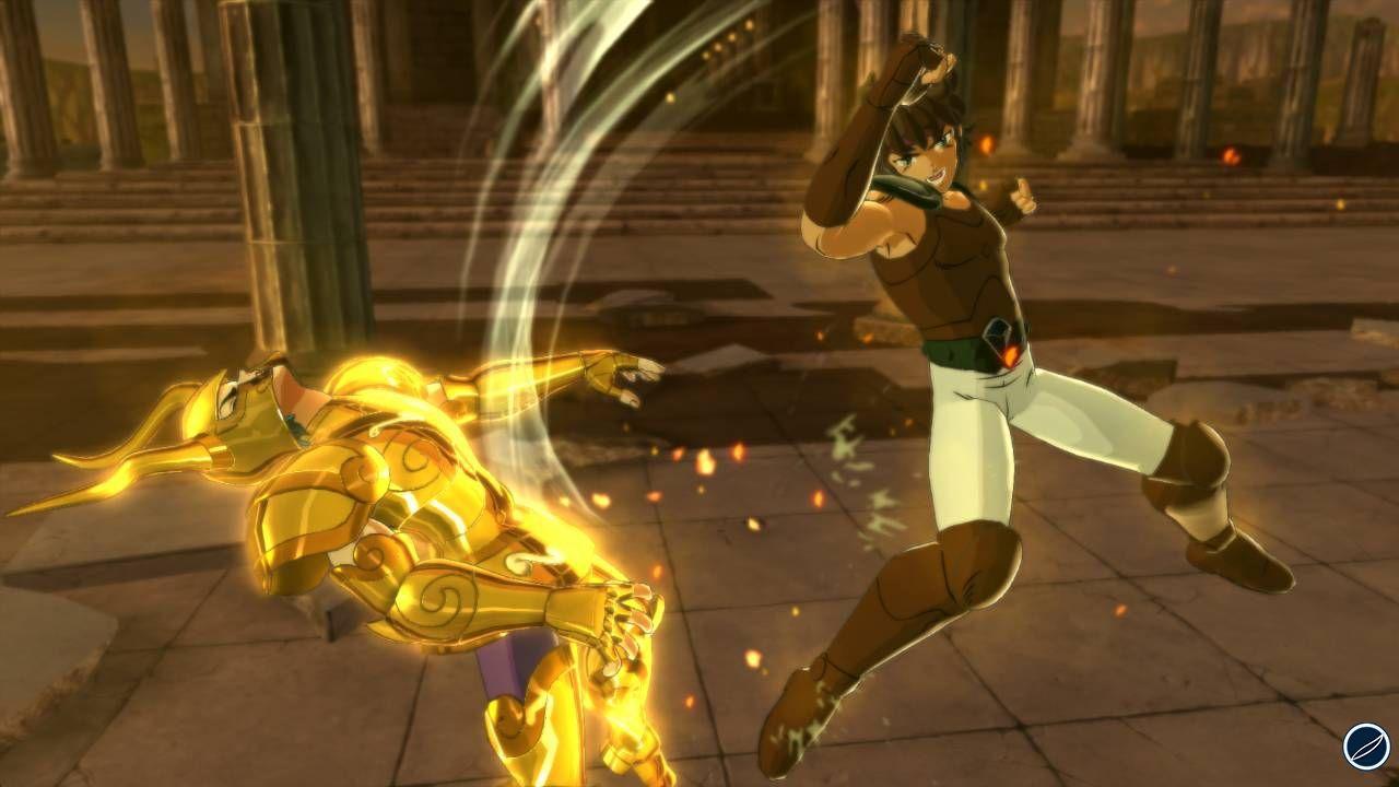 Saint Seija Brave Soldiers: filmato gameplay off-screen