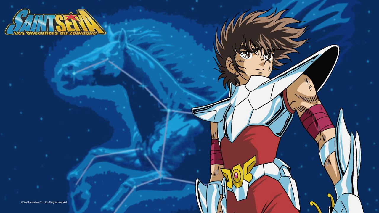 Saint Seiya: l'armatura di Pegasus in scala reale a 'soli'  2.500 euro