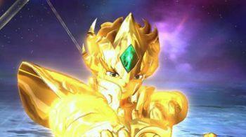Saint Seiya: La Battaglia del Santuario: un video per Pegasus Seiya