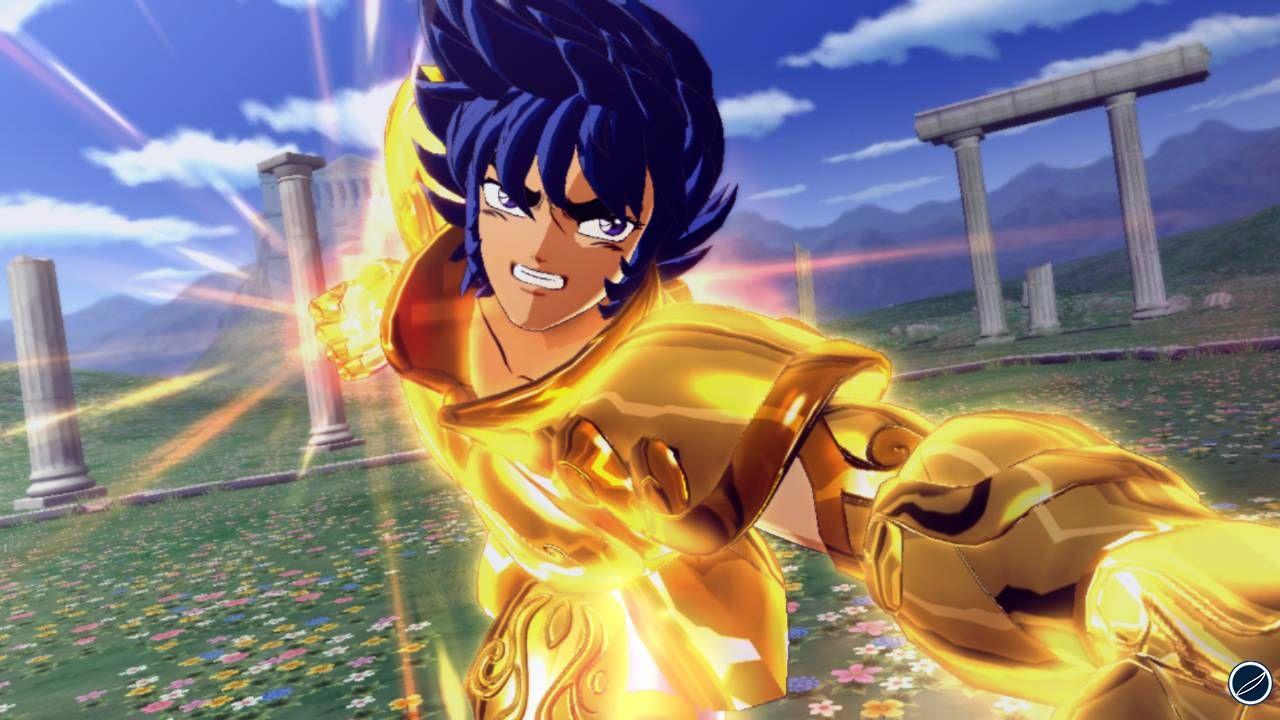 Saint Seiya: Brave Soldiers - nuovi scatti dei personaggi in azione