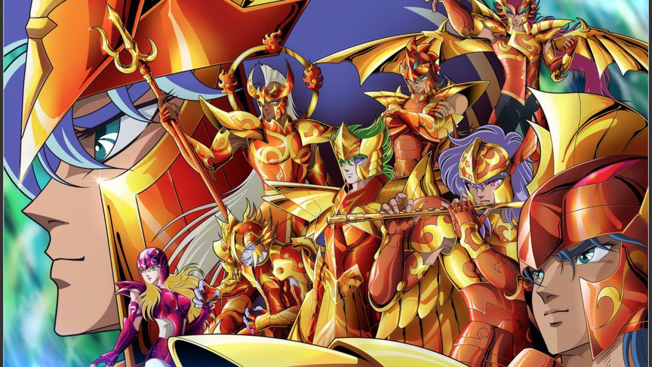 Saint Seiya Origin, annunciato l'arrivo di una nuova storia