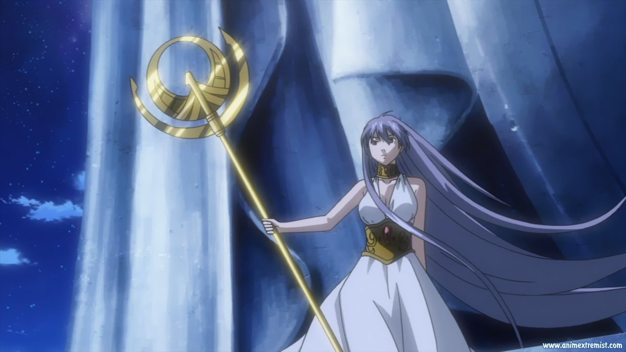 Saint Seiya: Sasha è la splendida reincarnazione di Atena nella figure di TPA Studio