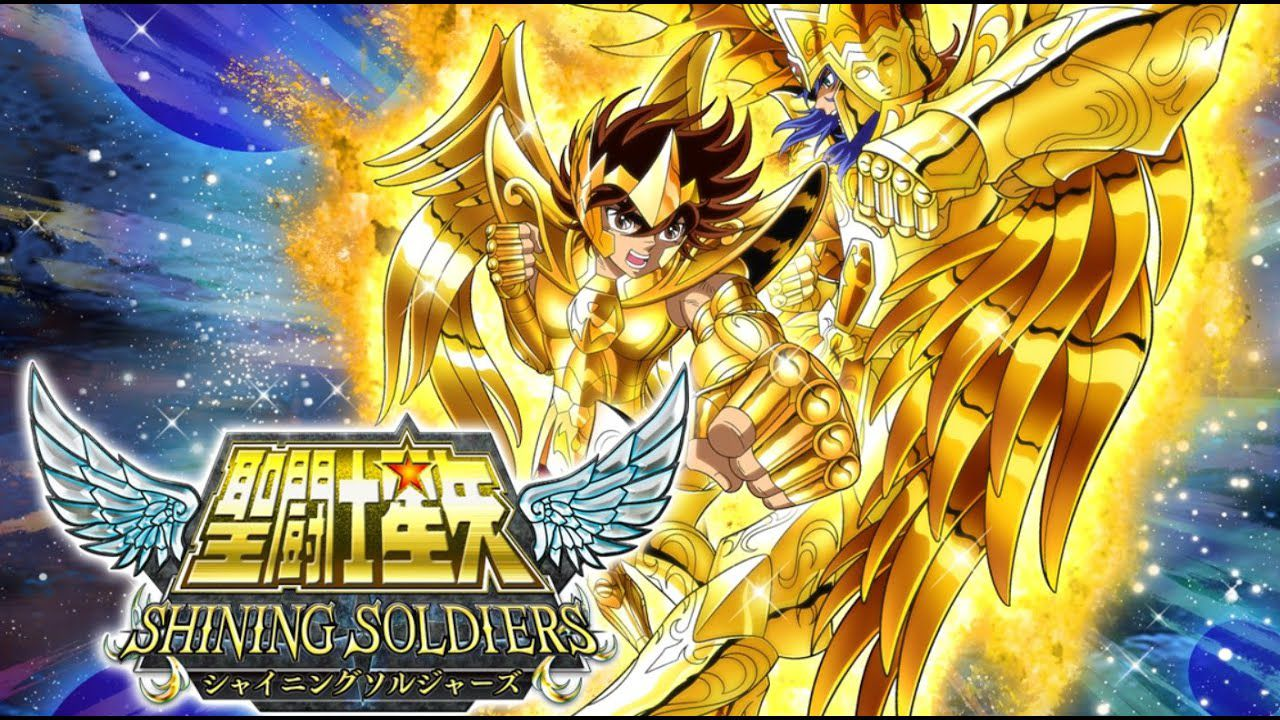 Saint Seiya Shining Soldiers 232 Il Nuovo Free To Play Per Android E Ios