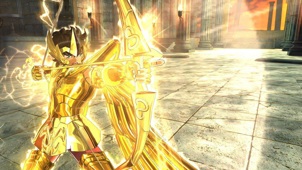 Saint Seiya Soldiers' Soul: gameplay e screenshot dell'E3 2015