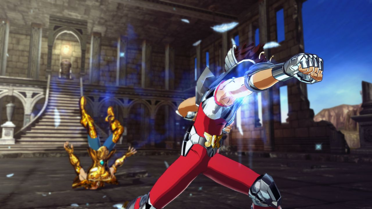 Saint Seiya: Soldiers' Soul arriva a settembre in Europa