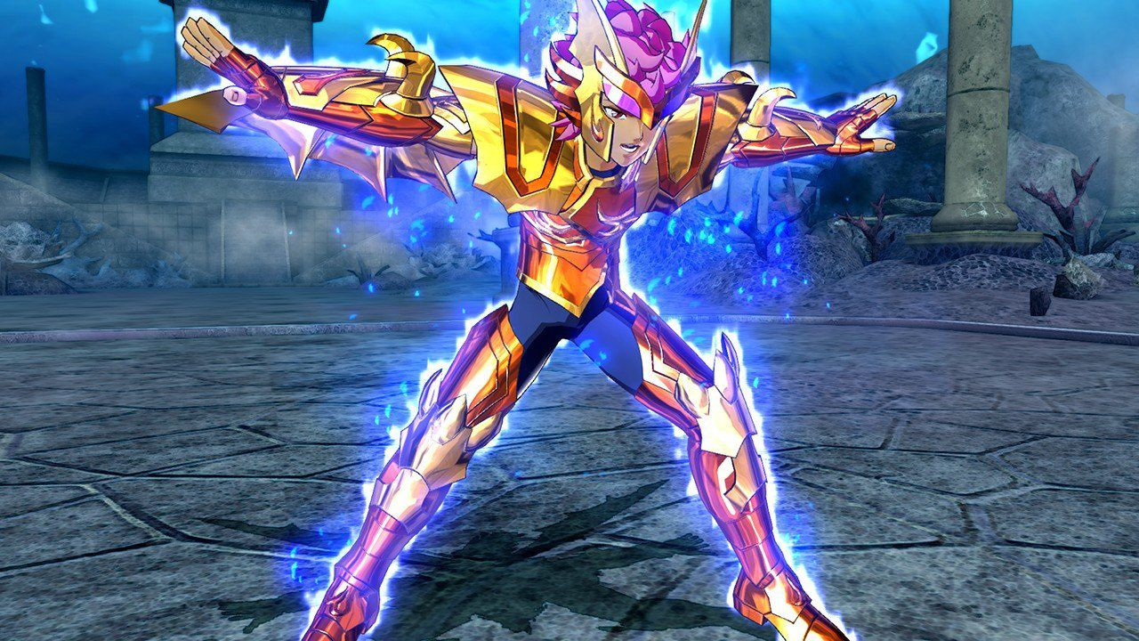 Saint Seiya Soldiers Soul esce a settembre in Giappone