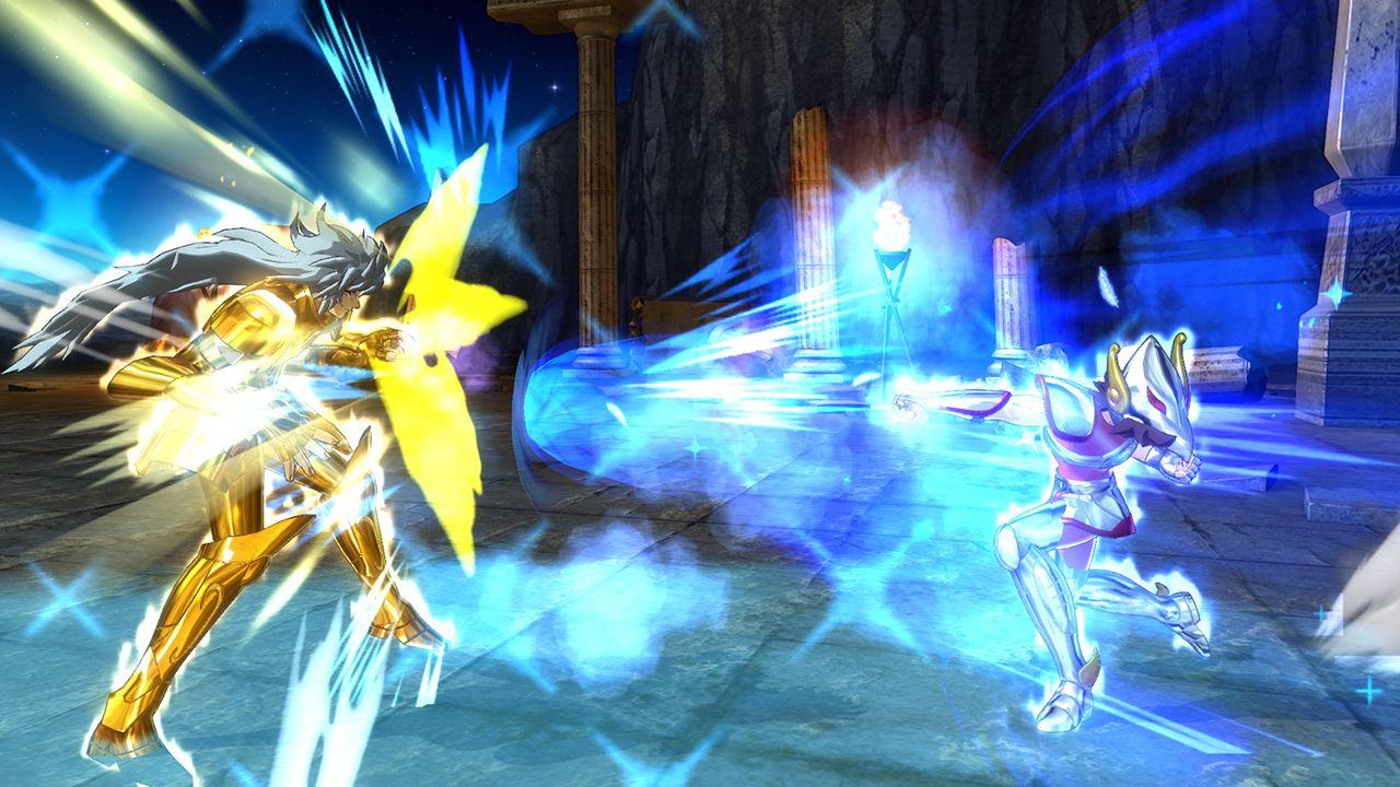 Saint Seiya Soldiers' Soul: Phoenix si mostra in nuove immagini