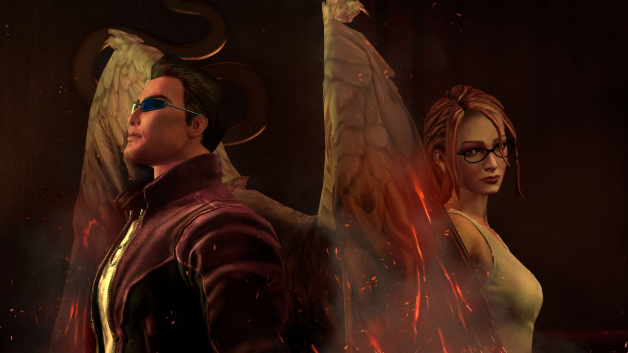 Saints Row Gat out of Hell: il comunicato stampa di Deep Silver