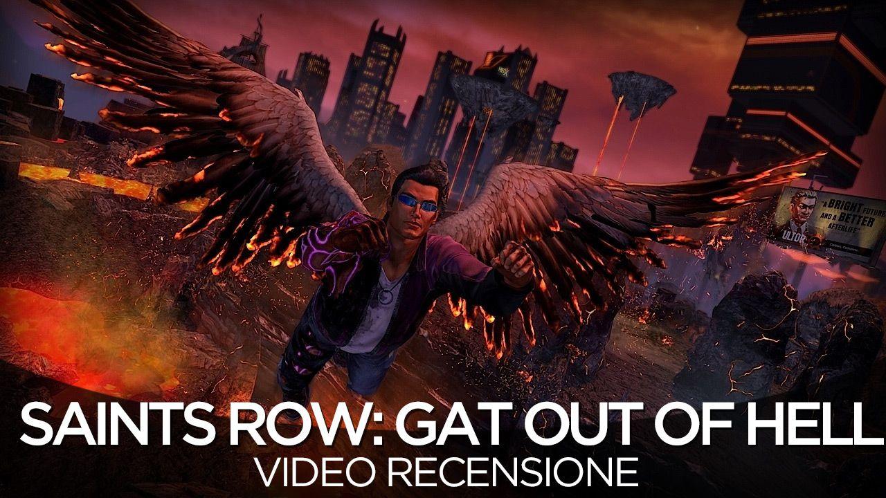 Saints Row Gat out of Hell: svelata la lista achievements