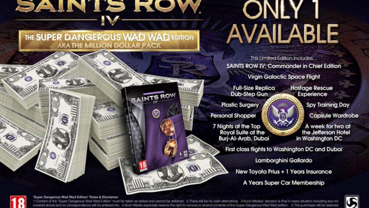 Saints Row IV: disponibili due nuovi DLC