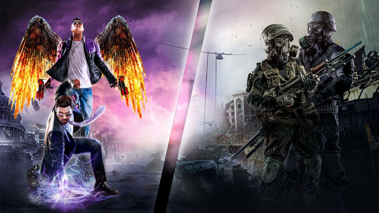 Saints Row Metro Doppelpack disponibile ora su Xbox Store