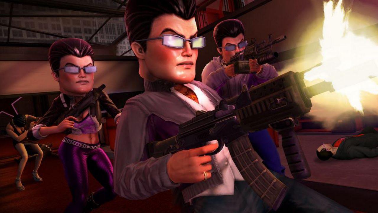 Saints Row The Third gratis su Xbox 360 per gli abbonati Gold