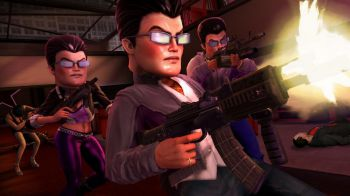 Saints Row The Third gratis su Xbox 360 per gli abbonati Gold