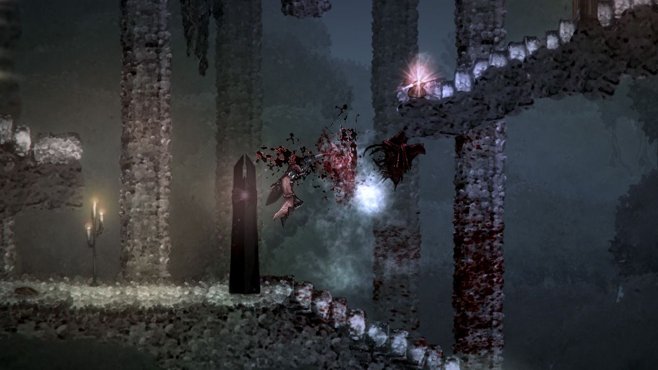 Salt & Sanctuary disponibile ora su PC