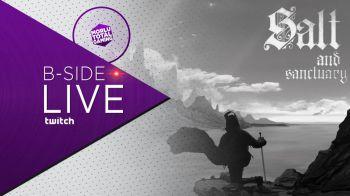 Salt & Sanctuary giocato in diretta su Twitch - Replica Live 07/04/2016