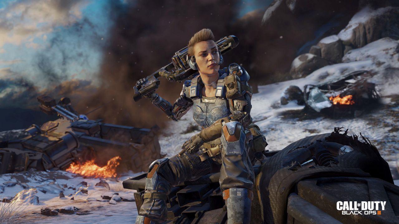 Salvation è il quarto DLC di Call of Duty Black Ops 3?