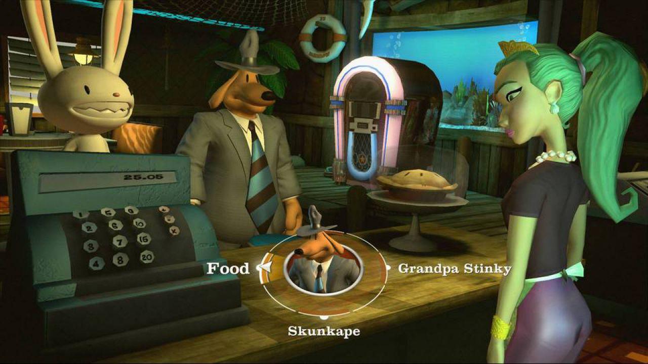 Sam & Max: The Devil's Playhouse arriva in versione retail