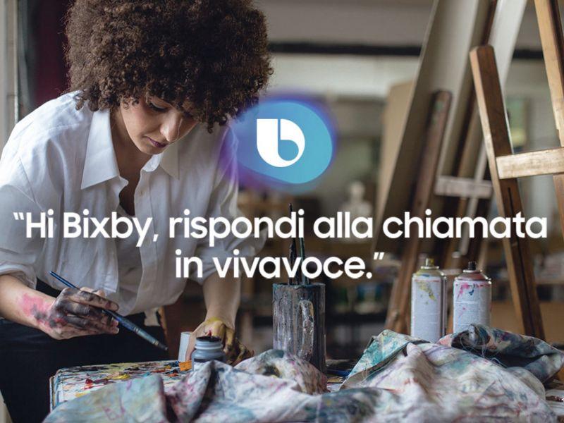 Samsung Bixby arriva in Italia: via alla fase beta