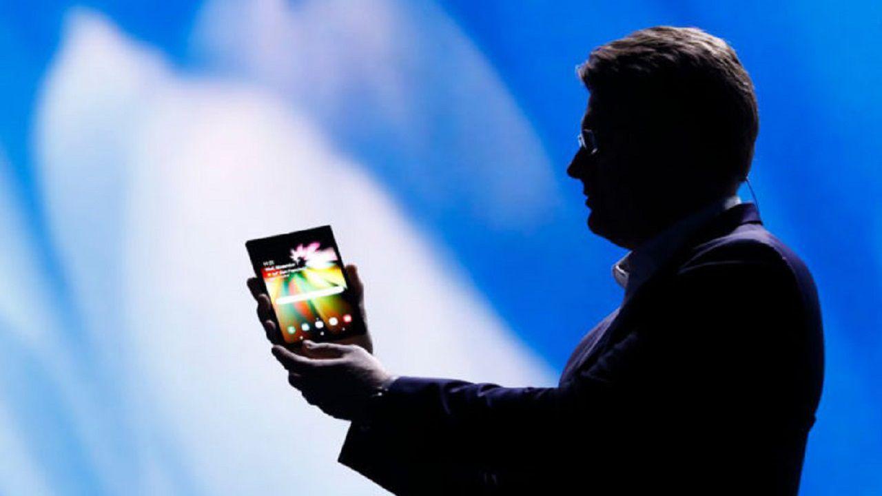 Samsung: confermata la finestra di lancio dello smartphone pieghevole, mostrato al CES?