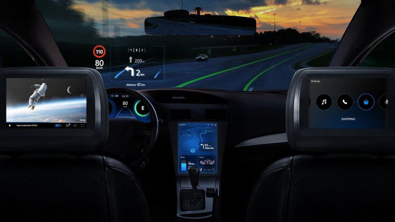 Samsung Exynos Auto: arriva l'infotainment di nuova generazione