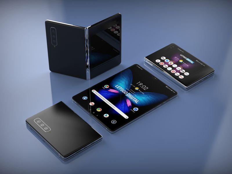 Samsung Galaxy Fold 2: avviata la produzione di massa, lancio ad Agosto?