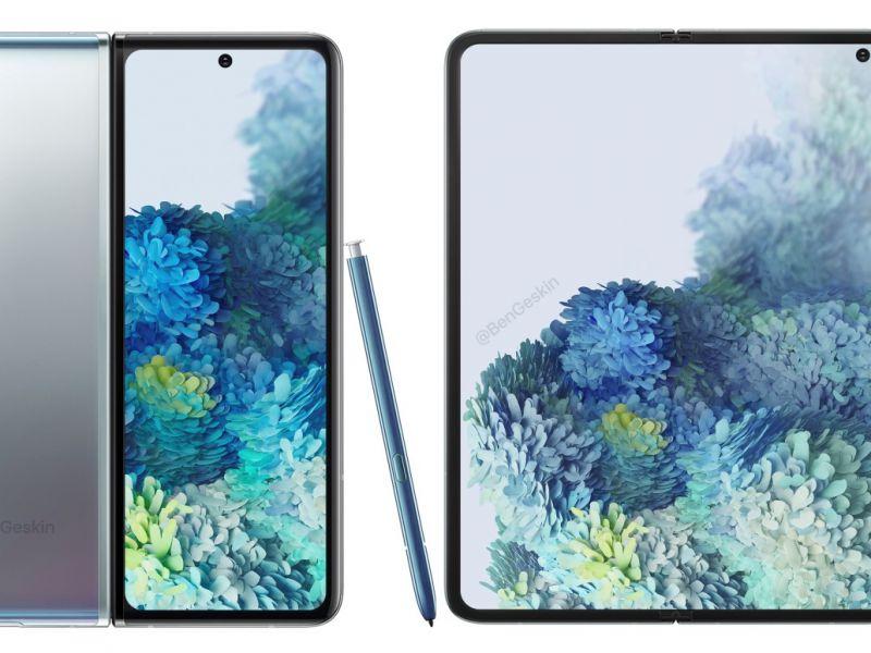 Samsung Galaxy Fold 2 sarà più economico ed arriverà ad Agosto