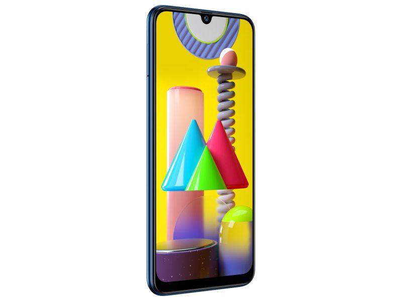 Samsung Galaxy M31 arriva in Italia con quadrupla fotocamera e batteria da 6000 mAh
