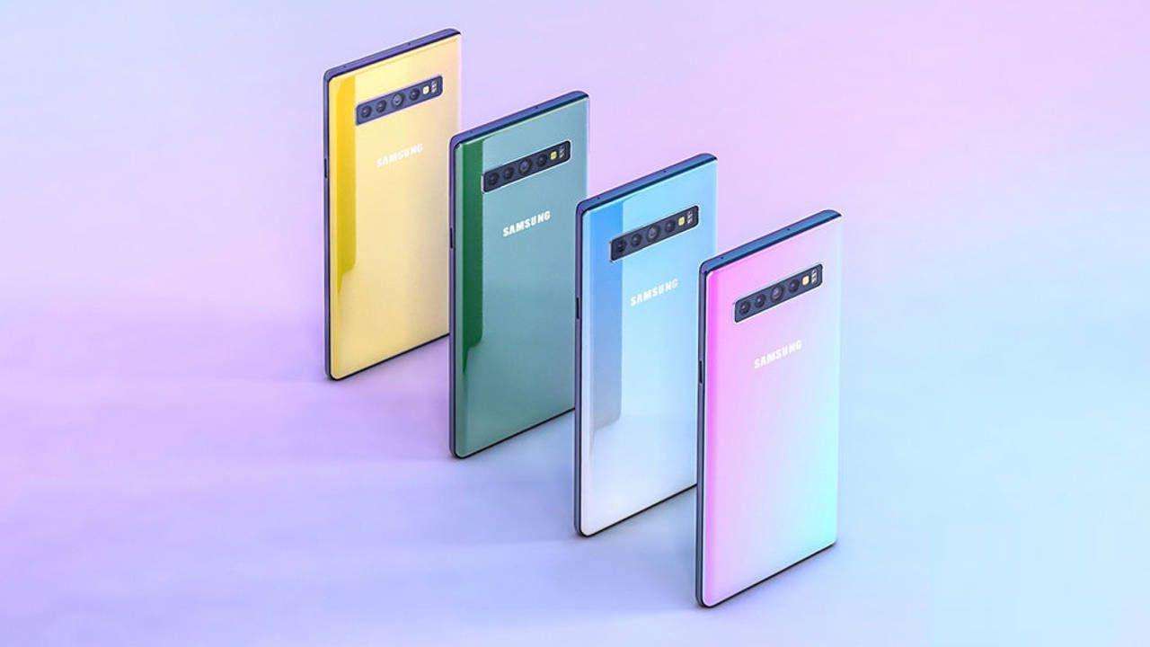 Samsung Galaxy Note 10: in arrivo anche una versione Pro?