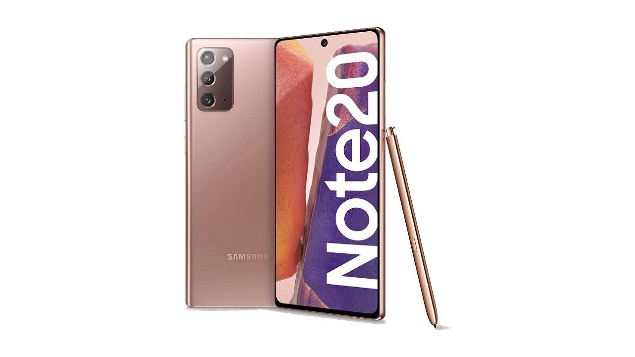 Samsung Galaxy Note 20 è scontato di 300 euro su Amazon, Unieuro risponde
