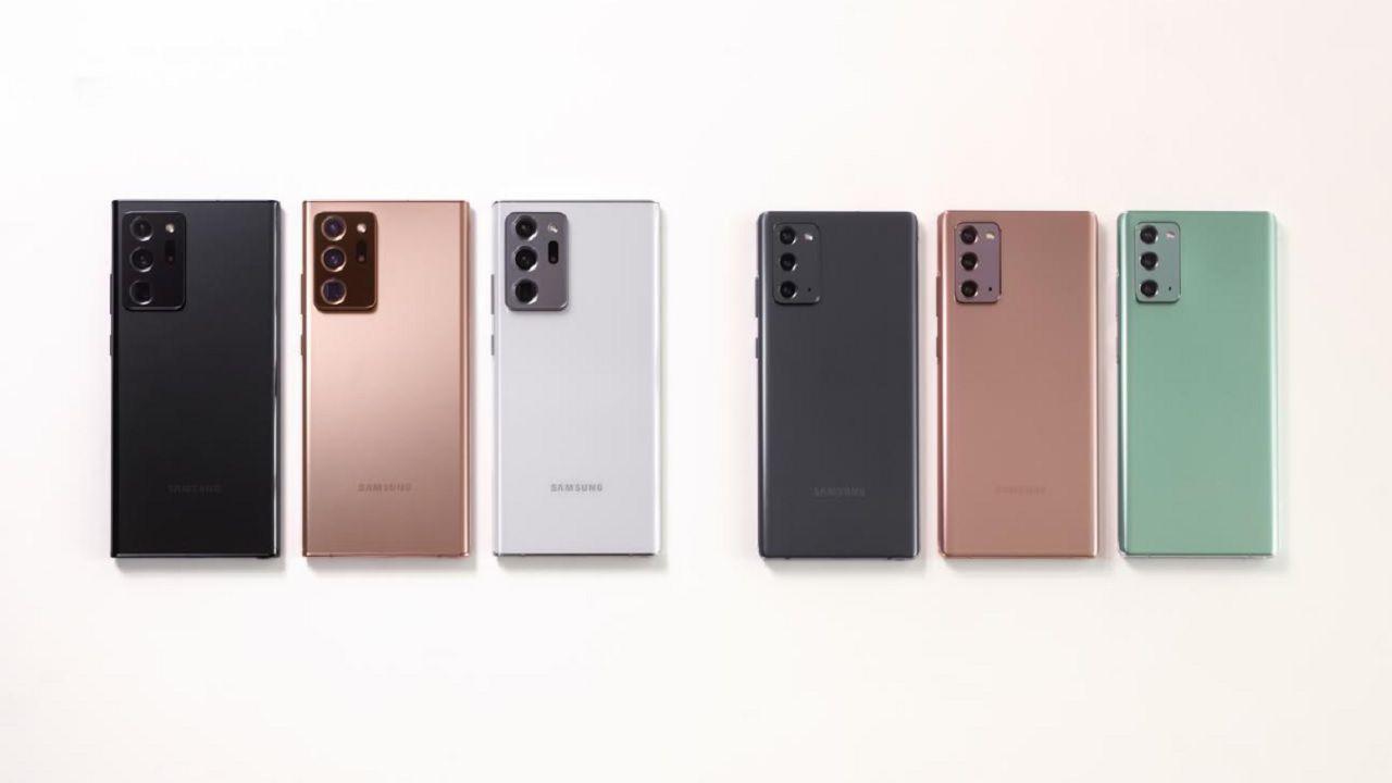 Samsung Galaxy Note 20 ufficiale: prezzi e disponibilità in Italia