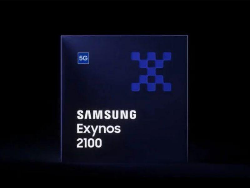 Samsung Galaxy S21: l'enorme salto generazionale del chip Exynos 2100