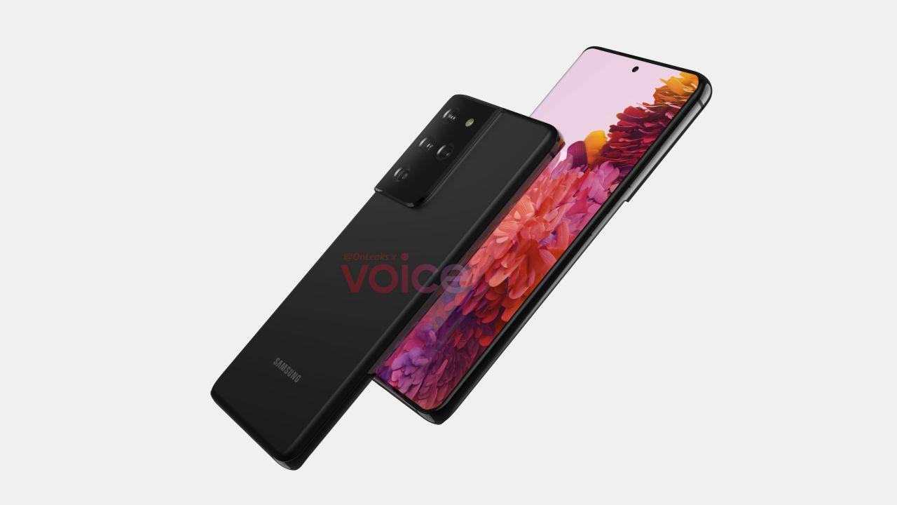 Samsung Galaxy S21 Ultra, piovono leak sull'intera scheda tecnica