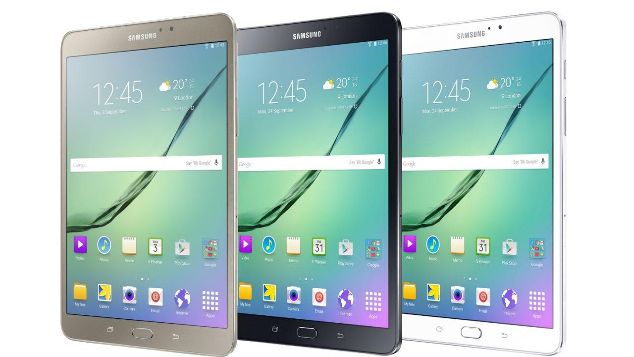Samsung: il Galaxy Tab S3 costerà 600 Dollari