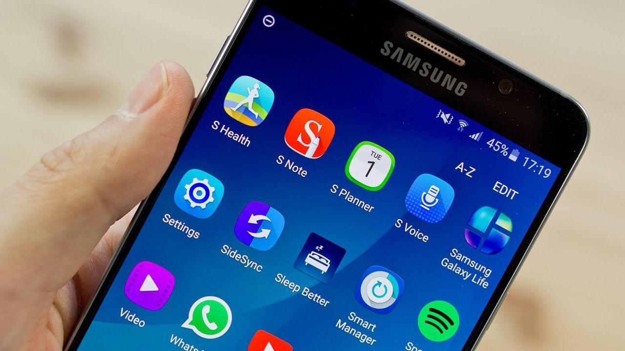 Samsung lancerà cinque top di gamma Galaxy nel 2017