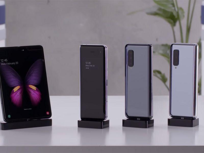 Samsung potrebbe lanciare una versione 'SE' più economica del Galaxy Fold