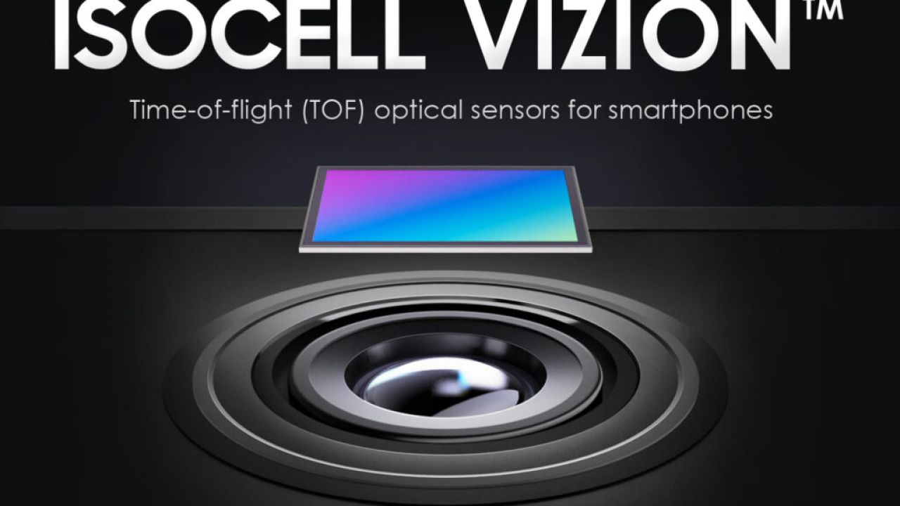 Samsung sta lavorando al suo sensore 3D ToF: arriverà nel Galaxy S21?