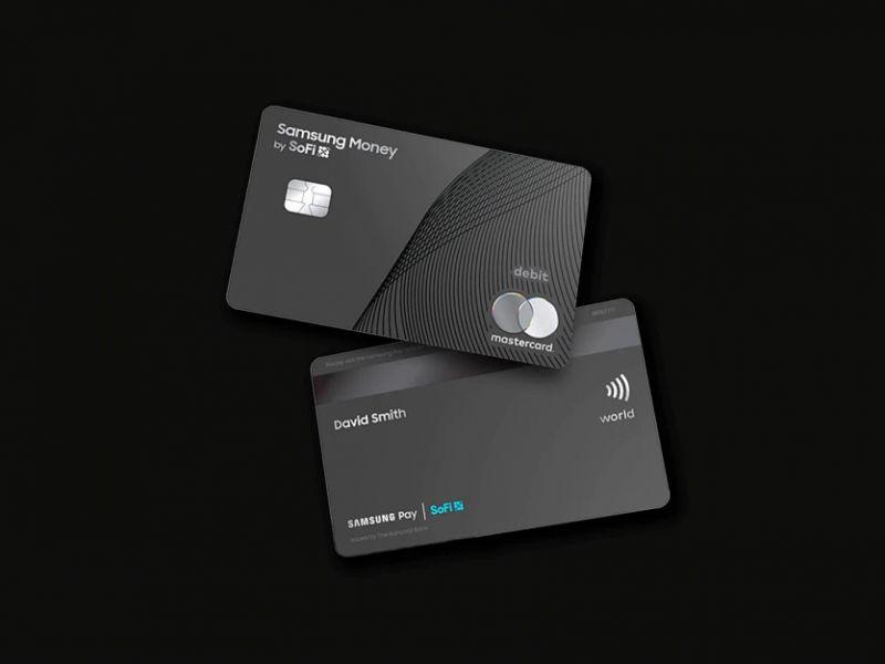 Samsung e Mastercard al lavoro su una carta di credito con lettore di impronta digitale