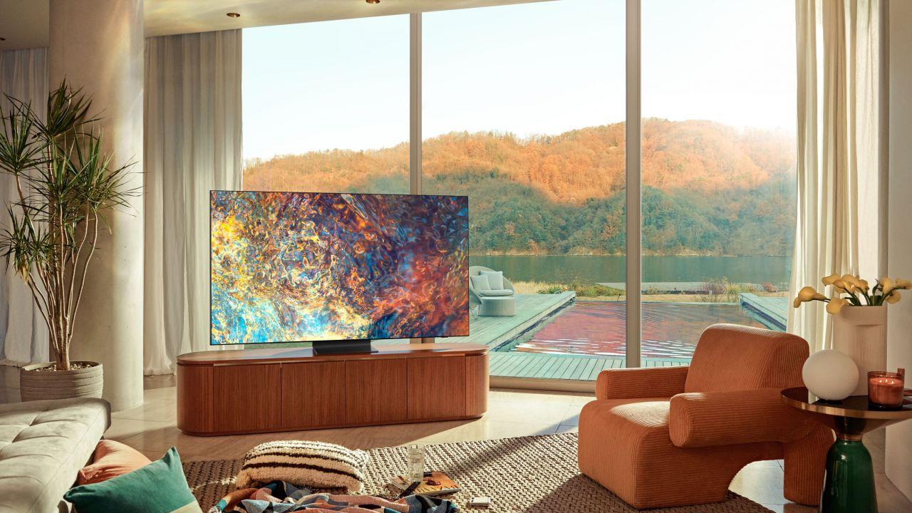 Samsung Neo QLED, la TV migliore di sempre secondo gli esperti