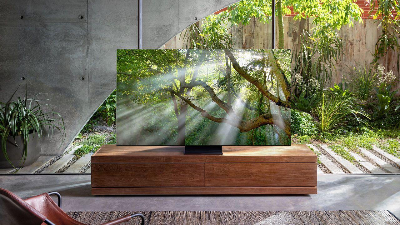 Samsung, ufficiali i TV QLED 8K 2020: ce n'è uno praticamente senza bordi