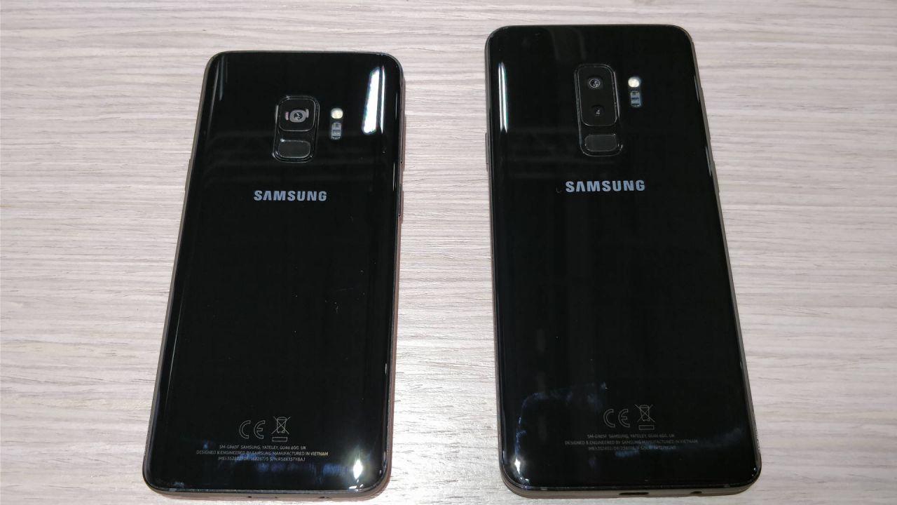 Samsung: vendite del Galaxy S9 più alte del Galaxy S8, nonostante i prezzi alti