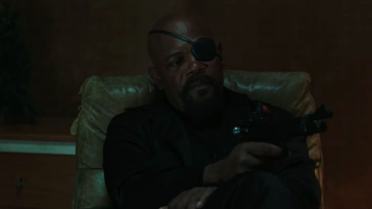 Samuel L. Jackson ha improvvisato una scena vista nel trailer di Spider-Man: Far From Home
