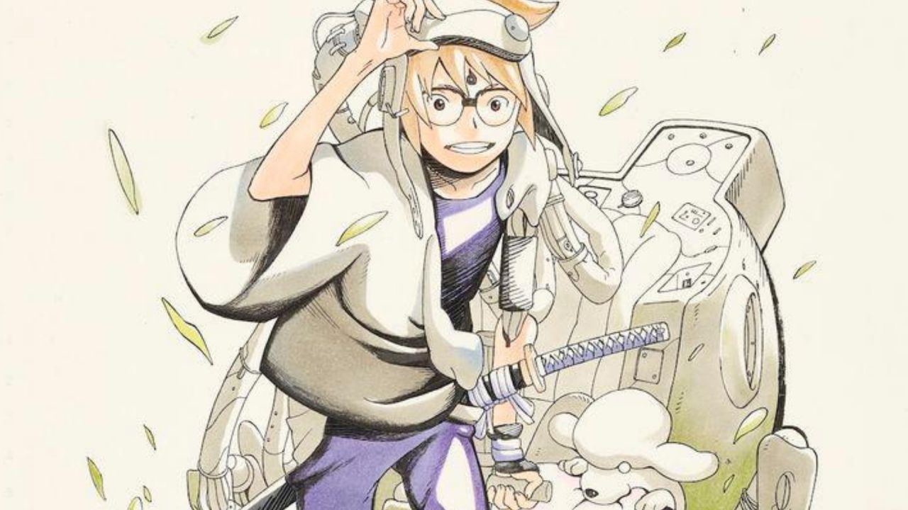 Samurai 8: le contrastanti reazioni dei fan alla cancellazione del manga