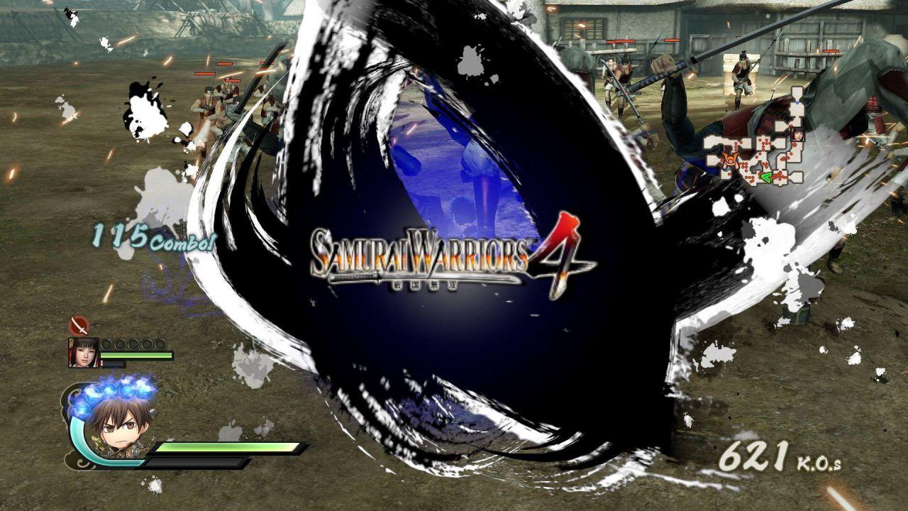 Samurai Warriors 4 arriva in occidente anche per PlayStation 4
