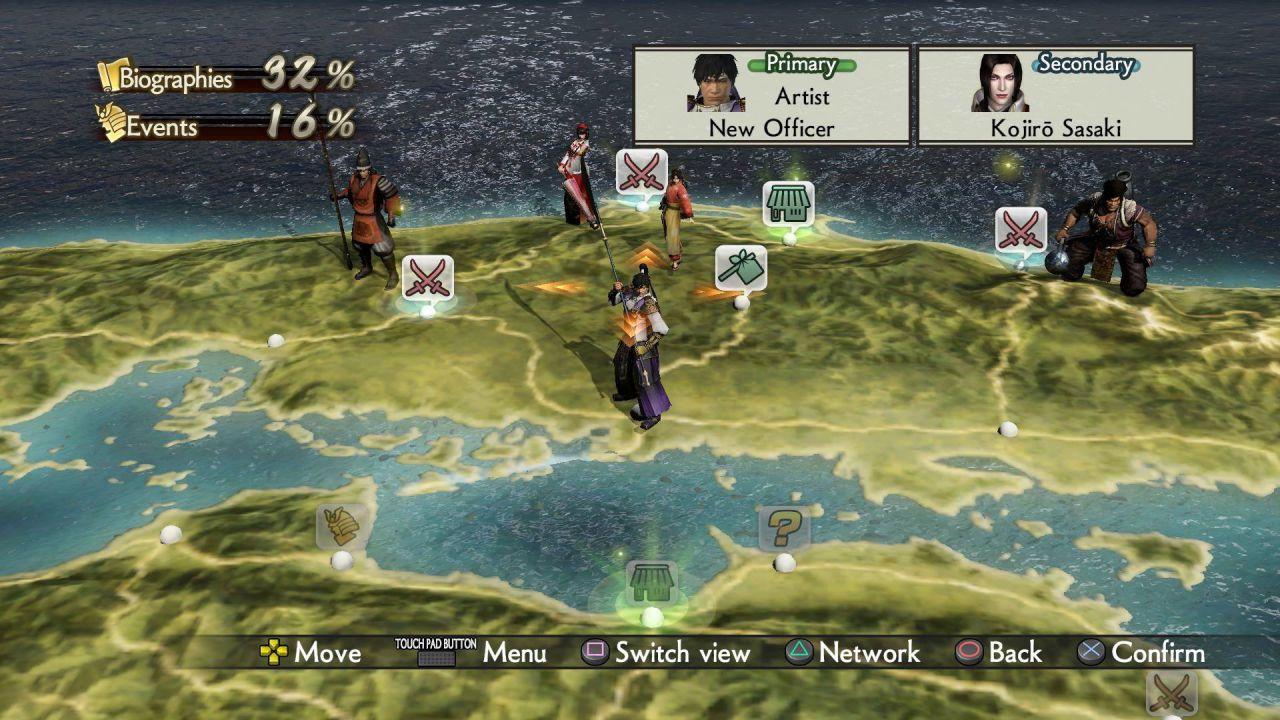 Samurai Warriors 4: dettagli sulle differenze tra le versioni PS4 e PS3