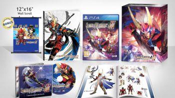 Samurai Warriors 4-II, la limited edition arriverà anche in Europa