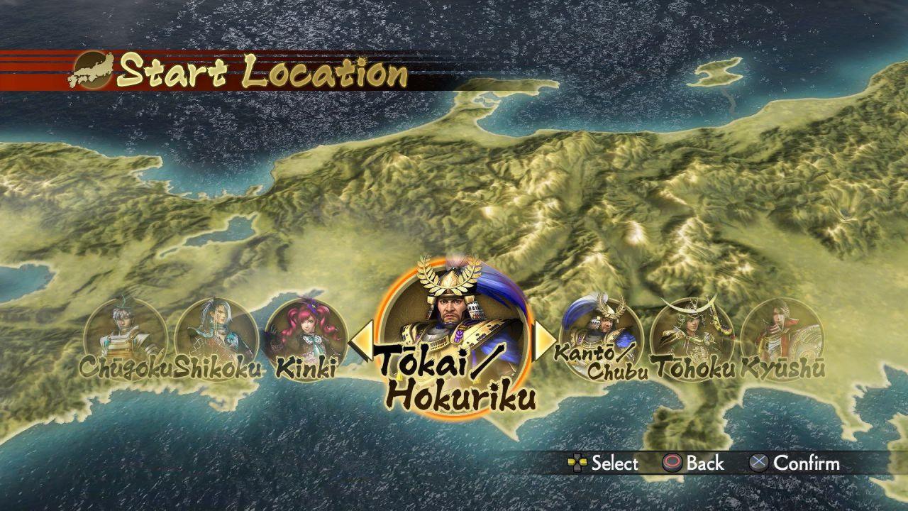 Samurai Warriors 4 per PlayStation 4: costumi bonus per le prime copie