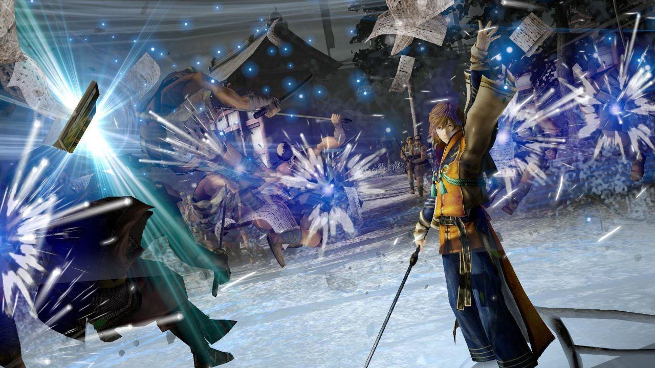 Samurai Warriors 4 uscirà nel 2014