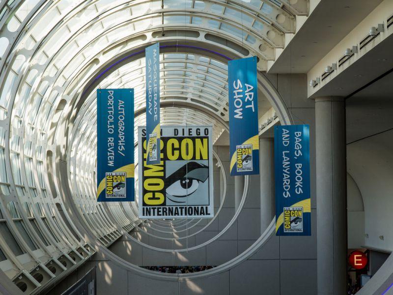 San Diego Comic-Con 2021, la manifestazione si sposta a novembre e in presenza: i dettagli