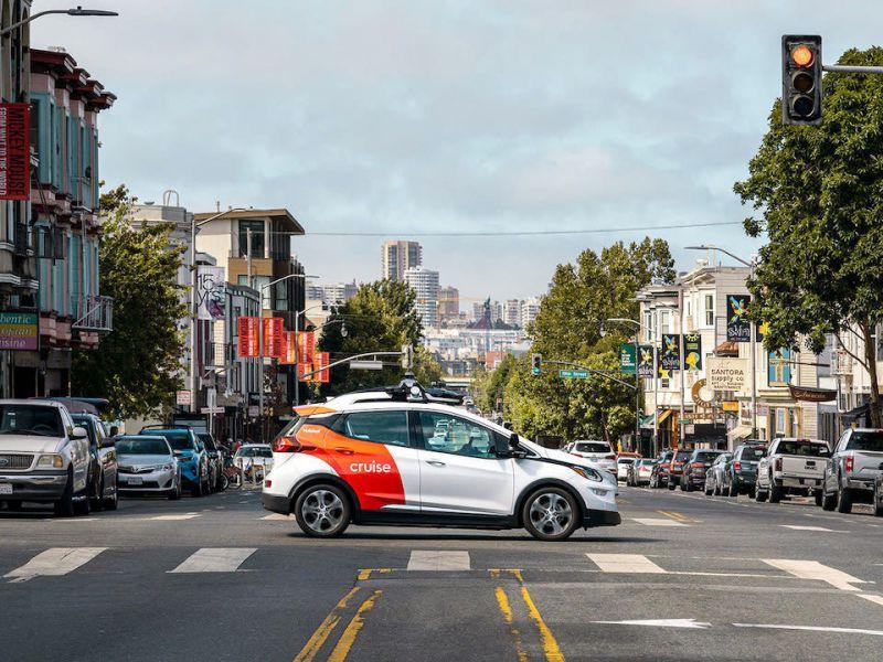 San Francisco dà il via libera ai veicoli senza conducente