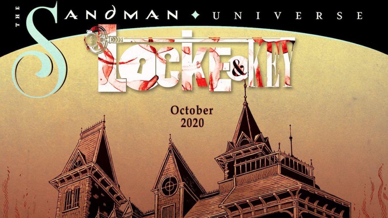 Sandman: confermato l'arrivo del crossover con Locke & Key